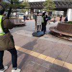 『HMI社は2つのホテル(石川・加賀) 閉鎖・全員解雇の責任を取れ!』抗議行動と申入れを実施